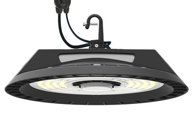 Smart All in One UFO LED High Bay Light 100W 150W 200W Microwave Daylight Sensor